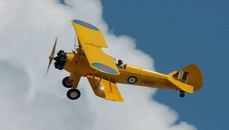 Vintage Air Rally: Διπλάνα-αντίκες ξεκίνησαν κούρσα από την Κρήτη ως τη Νότια Αφρική! (βίντεο) | ProNews.gr