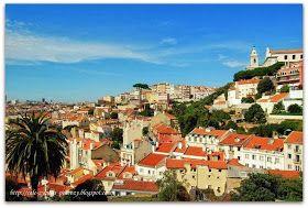 Całe życie w podróży - blog o podróżach po Europie i nie tylko: Lizbona praktycznie - jak zorganizować wyjazd?