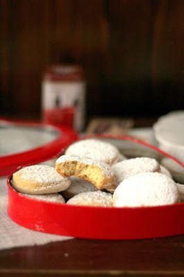 Biscotti al miele e olio di oliva per il vostro tè con le amiche!!!