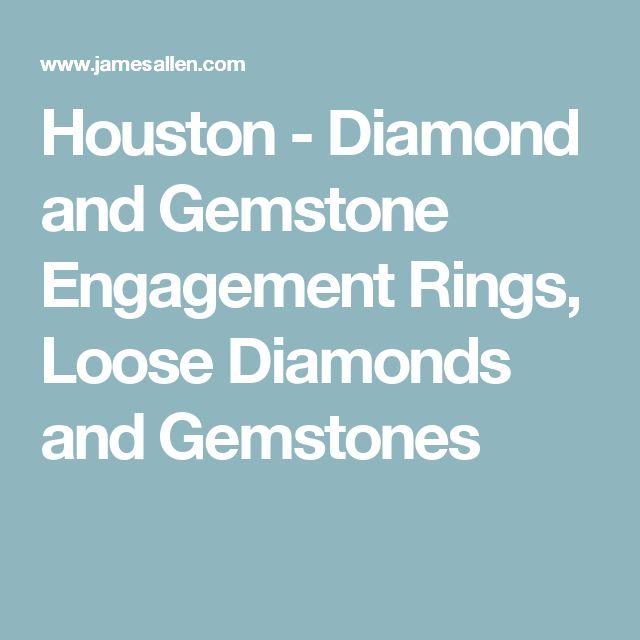Houston - Diamond and Gemstone Engagement Rings, Loose Diamonds and Gemstones