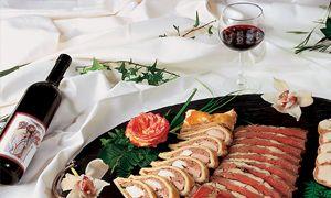 Das hauseine Restaurant des AKZENT Hotel Zur Grünen Eiche serviert ausschließlich Fleisch aus der Region Lüneburger Heide