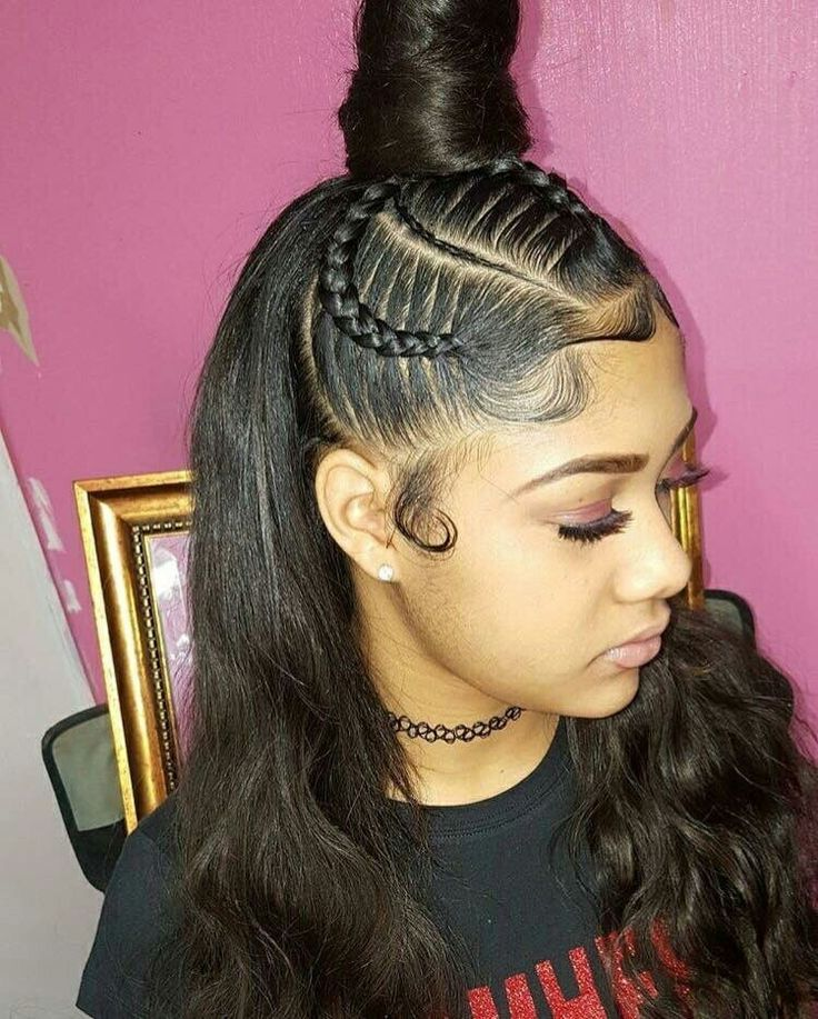 30 Cute Hairstyles With Weave Briads Hairstyles Ideas Walk The