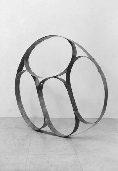 Nico Kok - Enclusion of four rings