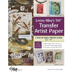 Transfer Artist Paper (TAP paper) | Tissue, wax and TAP paper | Specialty papers | The Craft Barn | Craft Supplies UK | Art and Craft Supplies UK | England