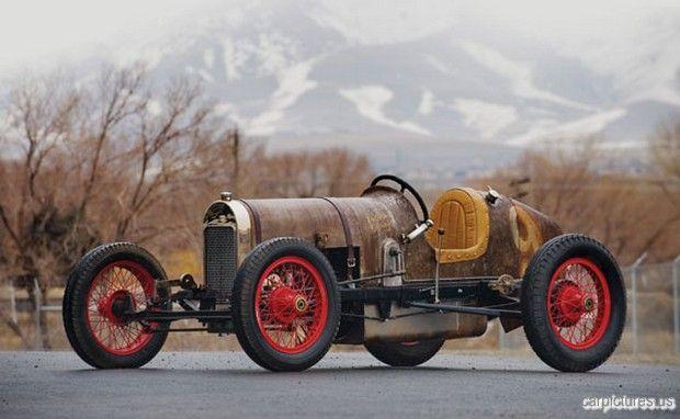 1920 Ford Model T Fronty Racing Car | repinned by an #advertising agency from #Hamburg / #Germany - www.BlickeDeeler.de | Follow us on www.facebook.com/BlickeDeeler