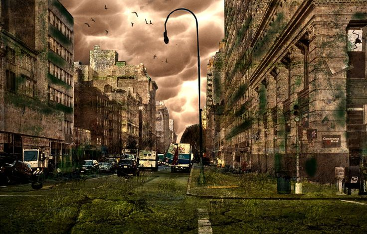 6 Resources for Post-Apocalyptic Novelists