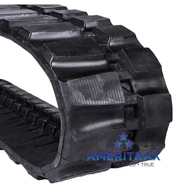 Yanmar VIO35-3 rubber tracks. Ameritrax can ship your new rubber tracks to your location. Call us direct at 888-612-8838