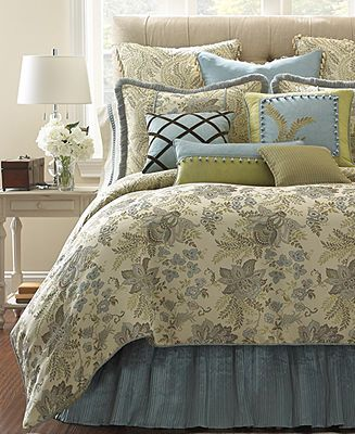 Waterford Lindsay Collection - Bedding Collections - Bed & Bath - Macy's  - Just ordered and saved 15% discount and also had a 20% coupon!