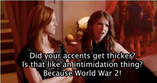 """Lots of smack talk. 