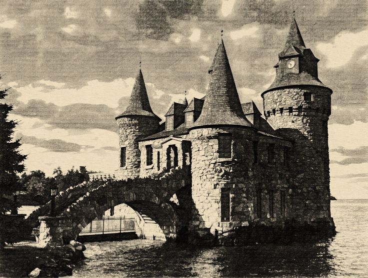 'Fine Etching' effects are perfect for highly detailed architectural visualizations!