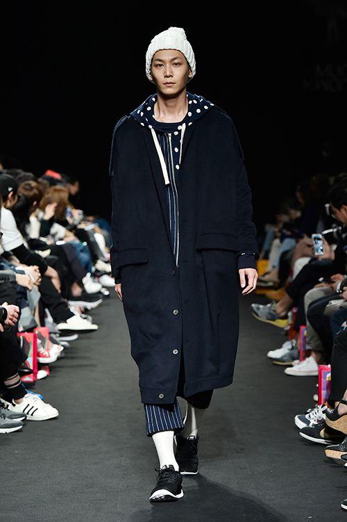 2015 F/W Seoul 서울 패션위크 MUNSOO KWON
