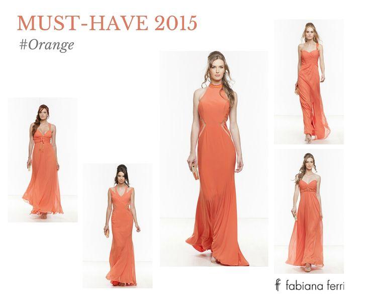 #Musthave... #Orange di grande #tendenza questo #colore caldo e rassicurante, un colore versatile che si presta a svariati abbinamenti e favoloso in color block!  #moda #tendenza #trend #style #fashion #glam #colors #shopping
