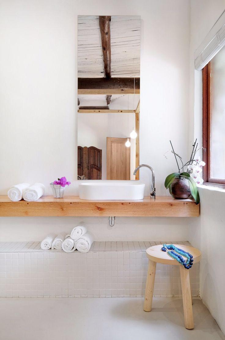 Gabicce Stone Basin #DadoBaths #bathroom #inspiration