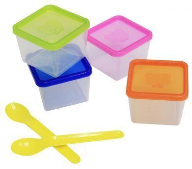 Jual Lucky Baby Box-It Wadah Mpasi