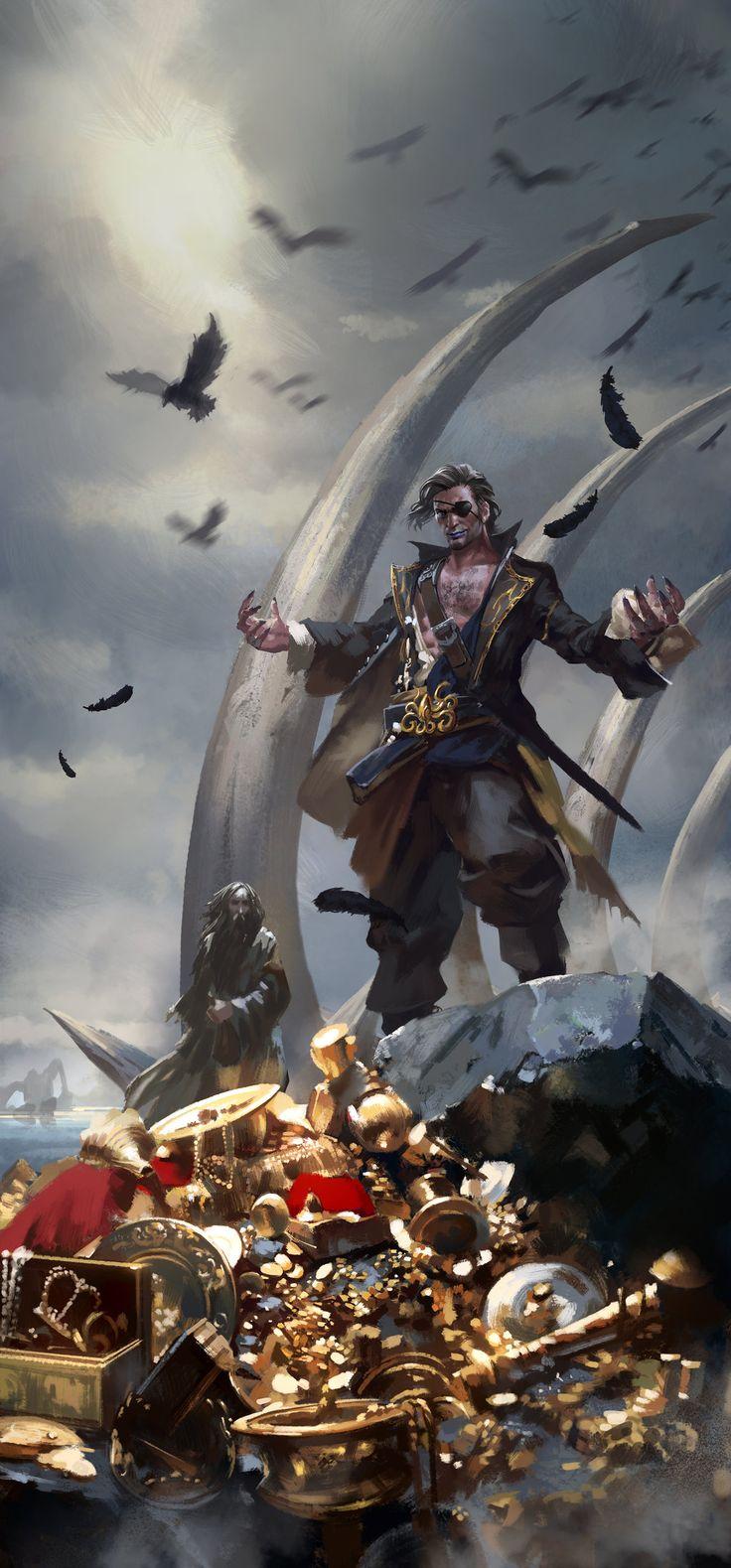 Raffaele Imperiale - Kingsmoot Euron Greyjoy