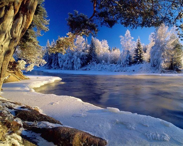 buenas imagenes de paisajes naturales entren