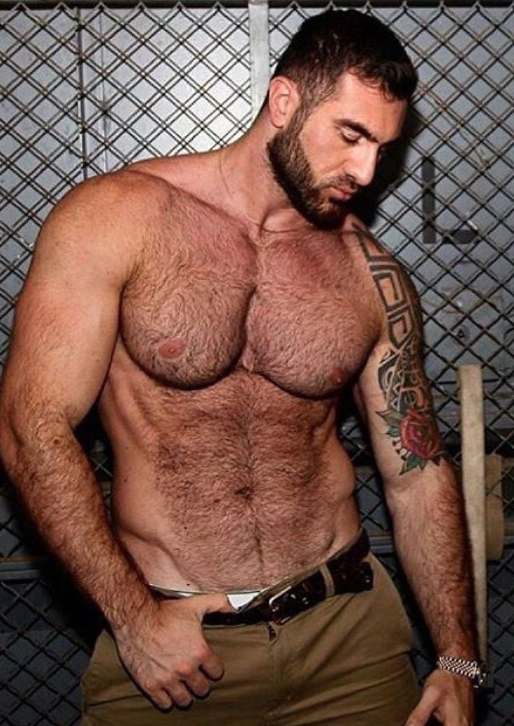 from Boston gay rugged men