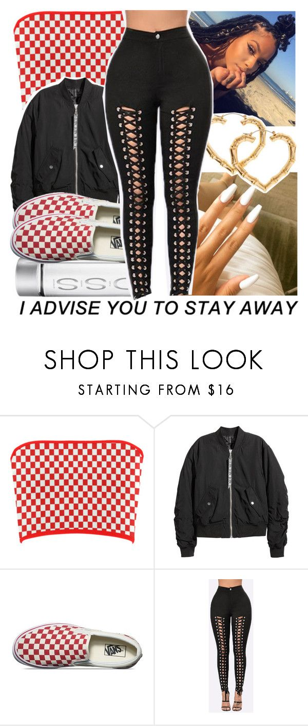 """""""-BOMBER JACKET CONTEST-"""" by bxtchslayy ❤ liked on Polyvore featuring Vans"""