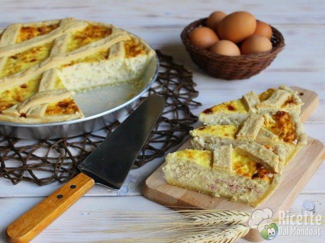 Pastiera salata  Il salato più buono di Pasqua! http://bit.ly/pastiera-salata