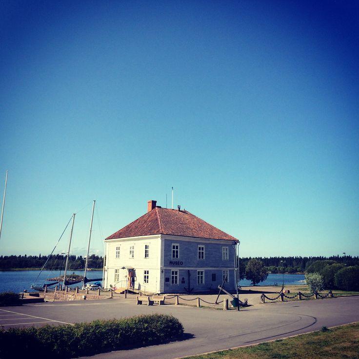 Raahe, Finland.