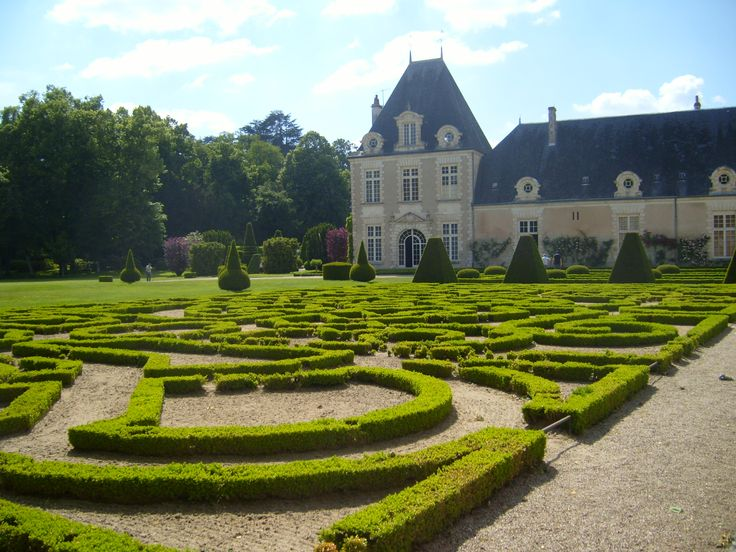 27 best French style garden images on Pinterest Formal gardens