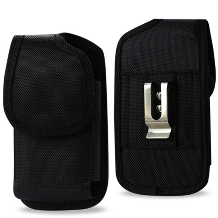MOTOROLA MOTO G (2014) HOLSTER, NYLON CANVAS POUCH (PERFECT FITS WITH OTTERBOX COMMUTER / DEFENDER CASE ON LIFEPROOF CASE ON)   #cellphonegadgets #mobileaccessories www.kuteckusa.com