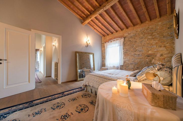 Luxury romance - beautiful  holiday villa near Florence in Tuscany