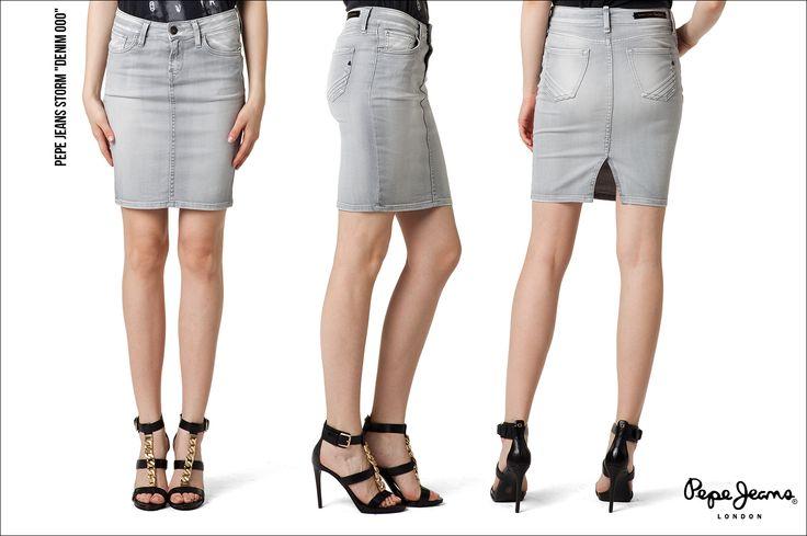 #brandpl #spodnica #pepejeans