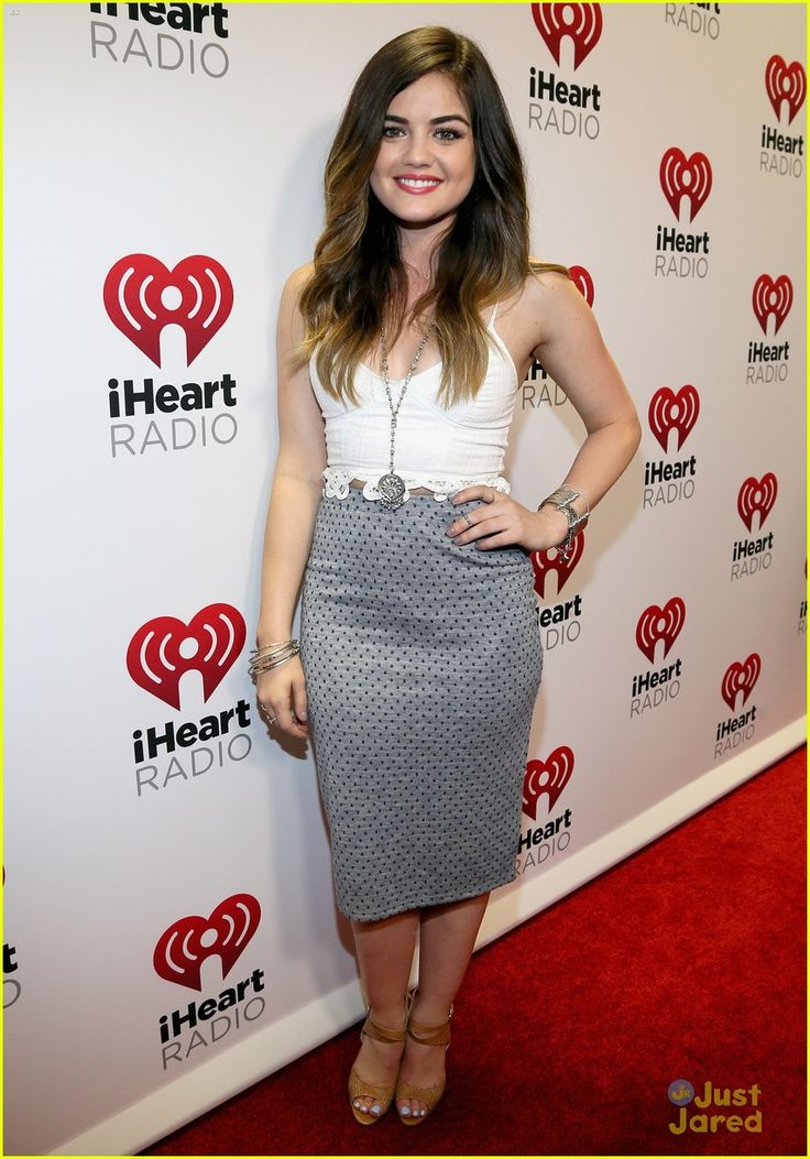 Lucy Hale Goes Country for iHeartRadio Country Festival in Austin