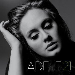 Adele - 21. Another one of the greatest albums of all time. You heard it here folks!