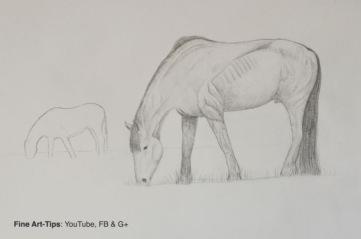 How to Draw and Paint a Horse Step by Step - Collab With Lachri Fine Art #art #drawing #Finearttips #horse #tutorial #LeonardoPereznieto #artistleonardo #LachriFineArt   Take a look to my book here: http://www.artistleonardo.com/#!ebooks-english/cswd