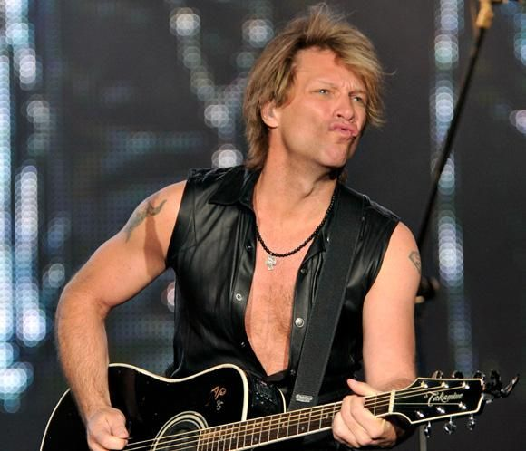 Tonight in Orange County - Bon Jovi Because We Can – The Tour 2013 tonight at the Honda Center.