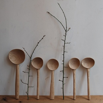 Envelope. Kohoro. #wooden #spoons