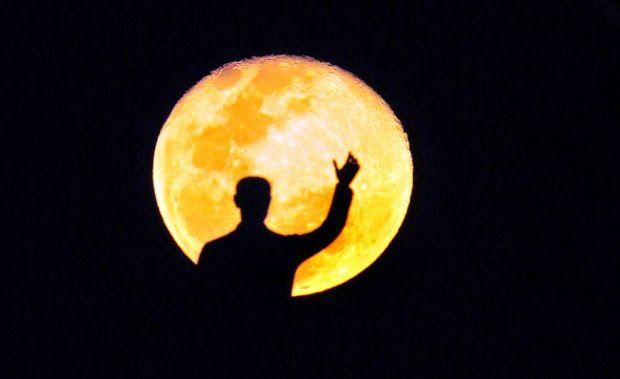 Você tem Observado! Por que a Lua está se afastando da Terra?