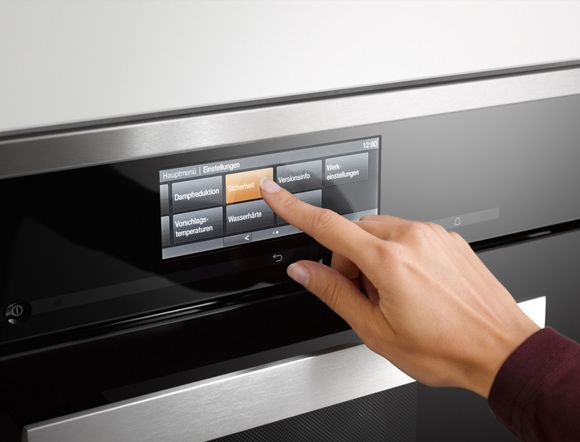 @Miele_GB new for 2013 sleek and stylish kitchen appliances. Miele Generation 6000.