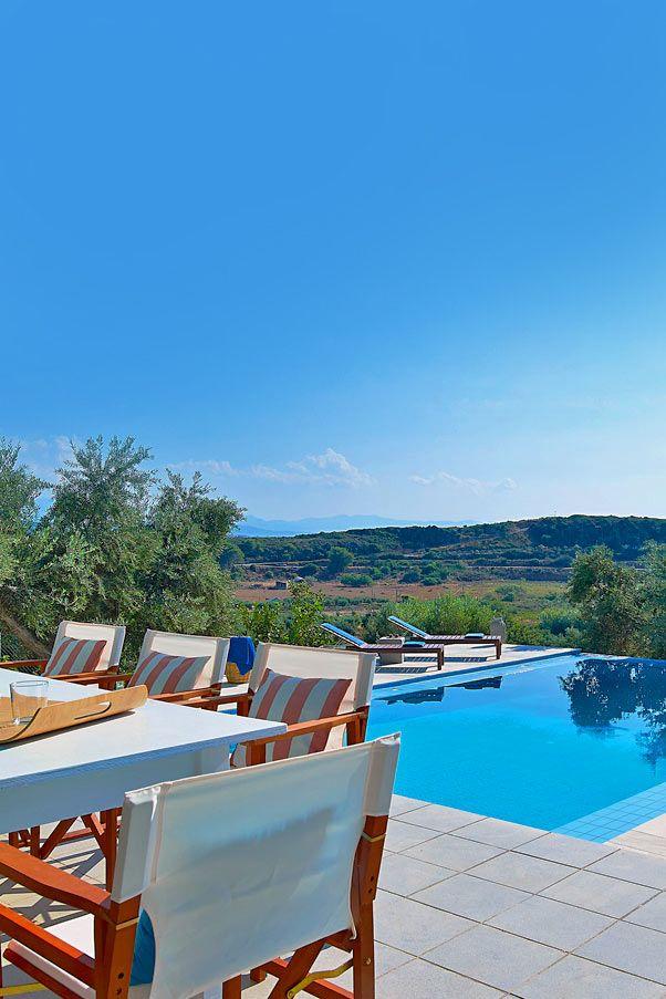 Wahlen Sie Eine Schone Villa Auf Kreta Mit Privatem Schwimmbad Fur