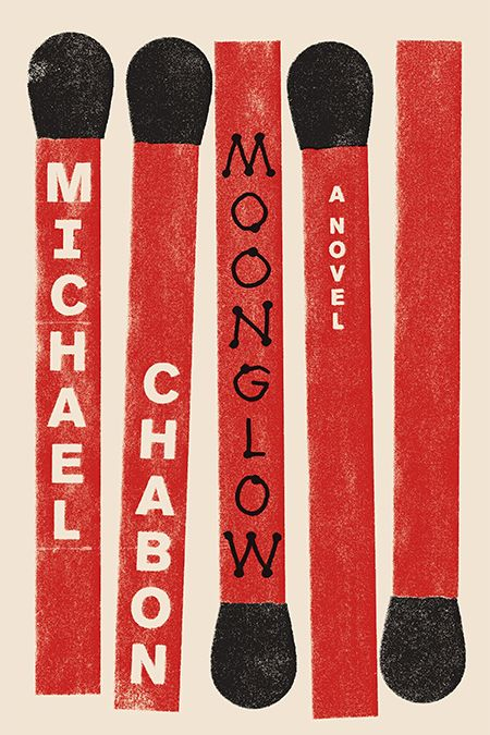 Yes, there's a new Michael Chabon novel coming out this November. And yes, it's good.