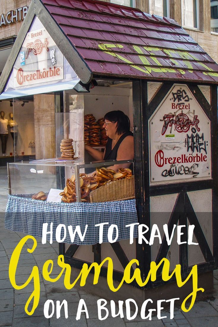 How to Travel Germany on a Budget