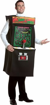 adult arcade game costume #videogames