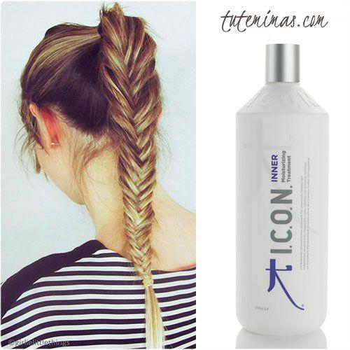 ¿Has probado ya el #Tratamiento #hidratante #INNER? Un #Remedio terapéutico que aporta #hidratación al #cabello seco, dañado y frágil para reconstruirlo de los daños ocasionado por agentes químicos o medioambientales. Inner: 1. Reconstruye el núcleo interior del cabello. 2. Añade hidratación y #fuerza. 3. Trata el cabello demasiado procesado y estresado. 4. Equilibra la porosidad Consíguelo ahora en este increíble pack con neceser de regalo a un precio irresistible