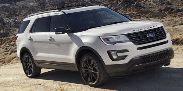 2017 Ford Explorer Redesign