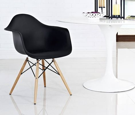 25 best eames daw ideas on pinterest eames chairs eames and vitra chair - Chaise daw charles eames ...