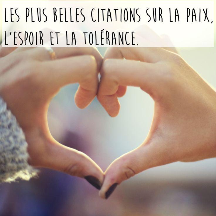 Le courage, la tolérance, l'espoir, l'avenir, la paix, la solidarité… autant de mots, de valeurs, qui résonnent plus que jamais dans nos têtes et dans nos cœurs...