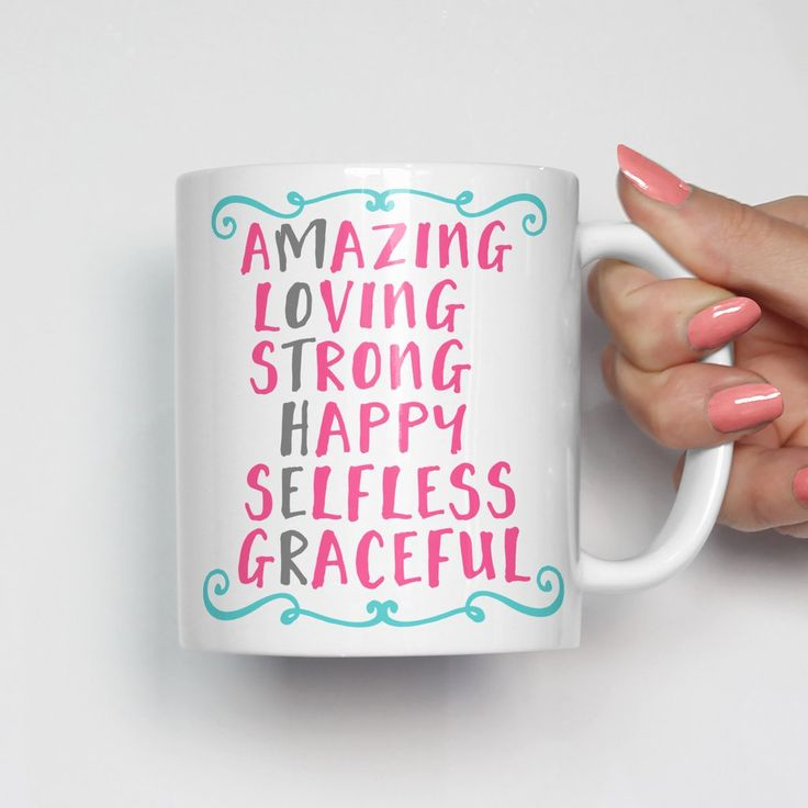 Amazing Mother Mug - Mother's Day Mug, Mother's Day Gift, Gift for Mom, Gift Ideas for Mom, Mug for Mom, Birthday Gift for Mom, Christmas Gift for Mom, Xmas Gift for Mom, Mom Birthday Gift, Mom Christmas Gift