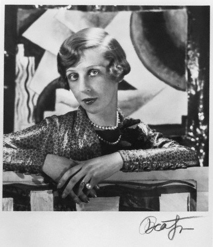 Madge Garland (1898-1990)    photograph by Cecil Beaton: Garland 1898 1990, Cecil Beaton, Beaton Photography, Madge Garland, Garlands