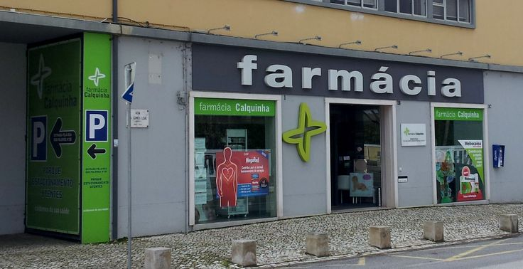 Farmácia Calquinha em Torres Vedras, Lisboa
