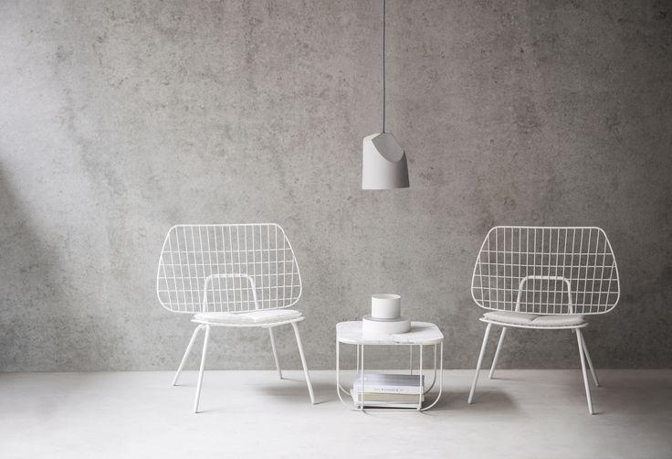 MENU VM String Lounge Chair