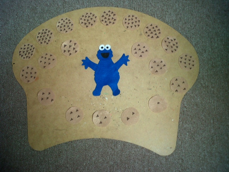 Picture 2 - Cookie Monster Set $7.00