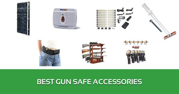 Best Gun Safe Accessories 2017 – Must Have Gun Safe Accessories