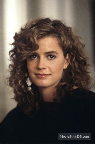 Elisabeth Shue - Cocktail (1988) (332×500) #hair #curls
